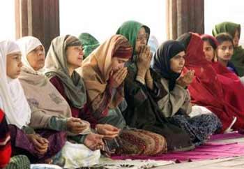 muslimah 10 di India