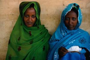muslimah 13 di Afrika