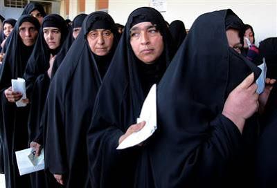 Muslimah 21 Iraq - Abaya