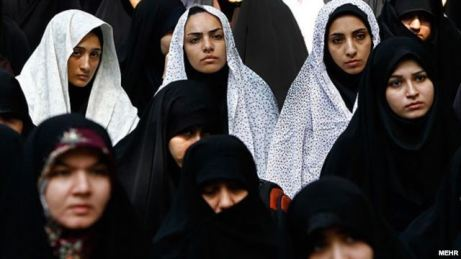 muslimah 23 Iran