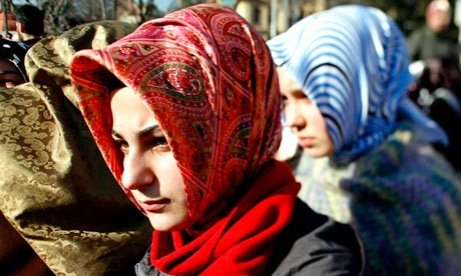 Turkey muslim fashion