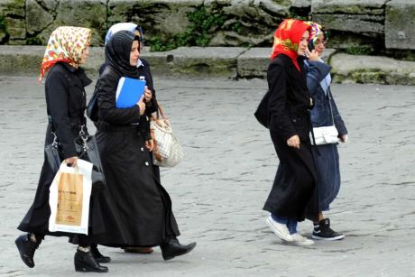 muslimah 27 Turkey