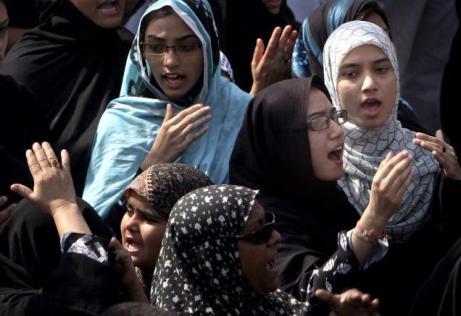 muslimah 33 Pakistan