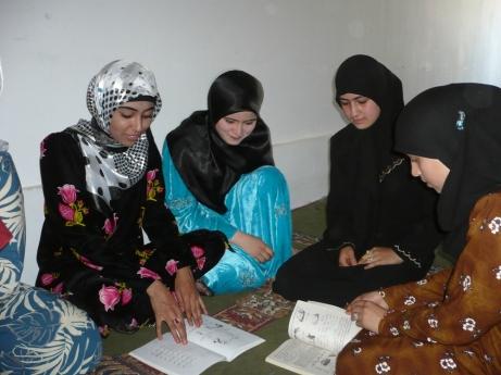 Muslimah 37 Tajikistan