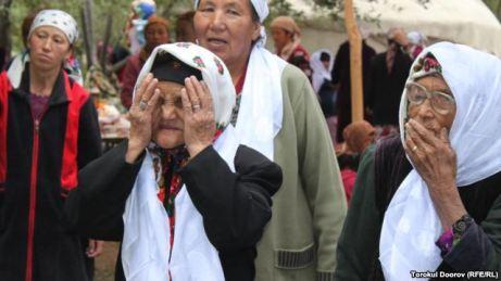 muslimah 41 Kyrgystan