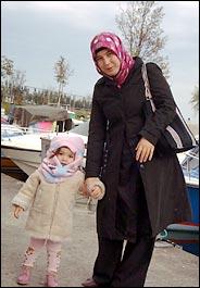 muslimah 55 Europe