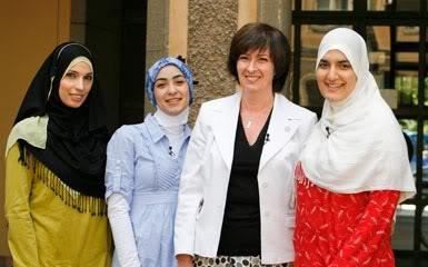 muslimah 70 Swedia