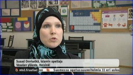 muslimah 71 Finlandia