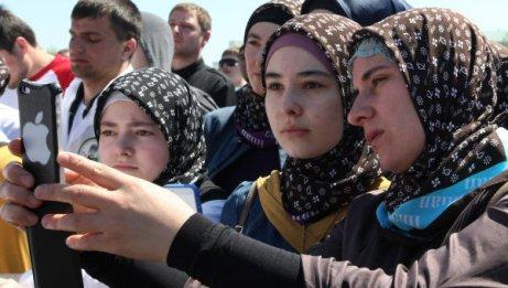 muslimah 77 Rusia